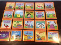 First Little Readers books, level D in Quantico, Virginia