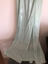 Mint Green Shimmering Party Dress size 5/6 in Okinawa, Japan