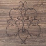 wrought iron wall plate hanger in Fort Leonard Wood, Missouri
