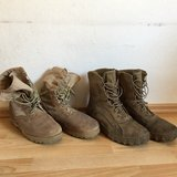 military boots in Baumholder, GE