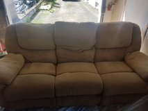 Couch/recliner in Spangdahlem, Germany