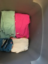 bucket of girls clothes size5/6 in Hampton, Virginia
