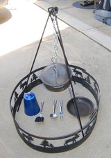 Camping Lot #1. Tripod, dutch oven more in Plainfield, Illinois