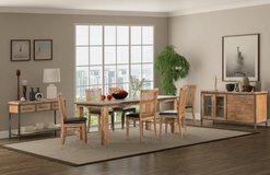 INDUS - Dining Set - New Model - price includes delivery - see VERY IMPORTANT below in Hohenfels, Germany