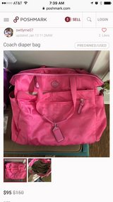 Authentic COACH bag NEW CONDITION!! LARGE BAG in Sugar Grove, Illinois