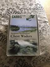 Chest Waders in Fort Riley, Kansas