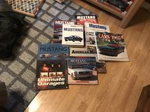 Mustang Car books in Keesler AFB, Mississippi