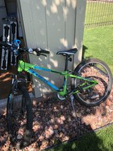 "kids moutain Bike TREK , 18"" for 9 years old and up!!! in Shorewood, Illinois"