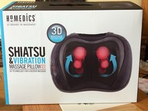 HoMedics 3D Shiatsu Massage Pillow in Fairfield, California