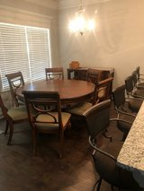 Dining Room Set (REDUCED!!) in Fort Jackson, South Carolina