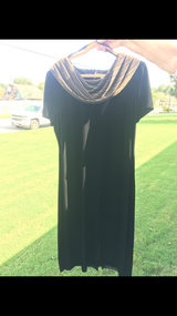 Black dress in Fort Campbell, Kentucky