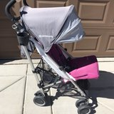 uppababy gluxe stroller in Fairfield, California
