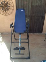 "Inversion table by""Teeter"" in 29 Palms, California"