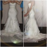 size 6  wedding dress in Fairfield, California