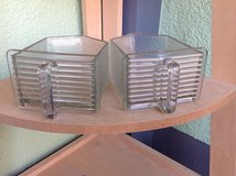Kitchen Shrunk Large Glass Drawers - schuette - set of 2 - D in Ramstein, Germany