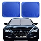 "Car Windshield Sunshade,2 Pieces of Separate Foldable 35""x31"" in Fort Campbell, Kentucky"