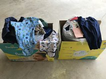 Lot of baby boy clothes in Fort Leonard Wood, Missouri