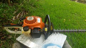 Stihl hs45 hedge trimmer in Cleveland, Texas