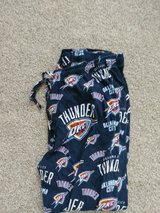 OKC Thunder pjs in Fort Belvoir, Virginia
