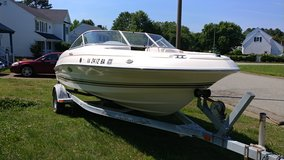 2000 Wellcraft Sportsman 180 in Hampton, Virginia