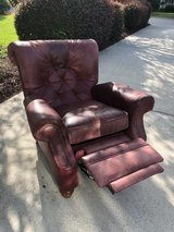 leather BarcaLounger recliner in Wilmington, North Carolina