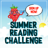**SUMMER READING CHALLENGE** in Okinawa, Japan
