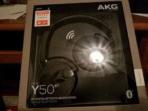BRAND NEW AKG Y50BT BLUETOOTH HEADPHONES in Fort Lewis, Washington
