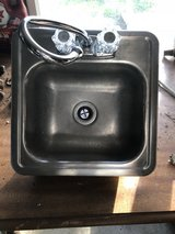 stainless single sink in Lake of the Ozarks, Missouri