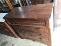 Mahogany Dresser 1800's in Cherry Point, North Carolina