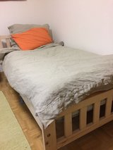 Bed set with dresser and desk in Wiesbaden, GE