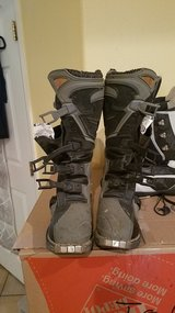 Men's size 11, motercycle riding boots in Yucca Valley, California