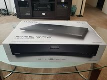 Brand New Samsung UBD-M8500 Ultra 4K Blu-ray Player in Gordon, Georgia