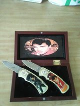 Elvis  nife collection in 29 Palms, California