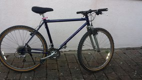 "Mountain Bike Bicycle, Gary Fisher frame, 21-speed 18"" frame in Ramstein, Germany"