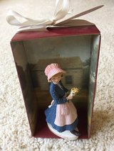 "American Girl Kirsten, Fine China Figurine; 6"" Tall Hallmark Figure EUC in Cherry Point, North Carolina"