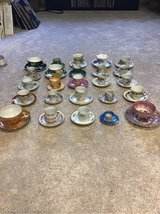 vintage teacup lot in Oswego, Illinois