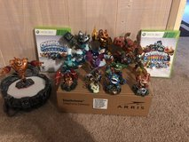 skylanders for Xbox 360 in Fort Polk, Louisiana