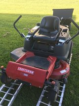 Zero turn mower, cart and weed eater in Pleasant View, Tennessee