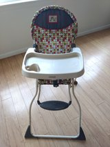 Cosco Highchair in Schofield Barracks, Hawaii