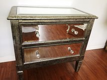 Mirrored Glass 2-Drawer in Kingwood, Texas