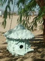Birdhouse by Strohmberg in Yucca Valley, California