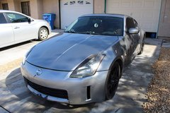 2003 Nissan 350Z Touring in Fort Irwin, California