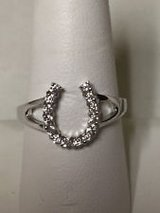 LADIES HORSESHOE RING- SIZES 7, 8 & 9 in Bellaire, Texas
