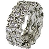 3 pc stackable rings- size 7 & 8 in Pearland, Texas