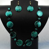 TURQUOISE - NECKLACE  SET-NEW in Pearland, Texas