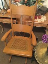 Platform rocker in Kingwood, Texas