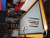 Complete Pool Table, my lost is your gain !! in Vacaville, California