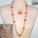 LONG ORANGE SET- NEW in Pearland, Texas