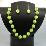 LIME GREEN SET - NEW in Pearland, Texas