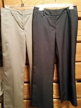 Two dress pants size 4 in Fort Bragg, North Carolina